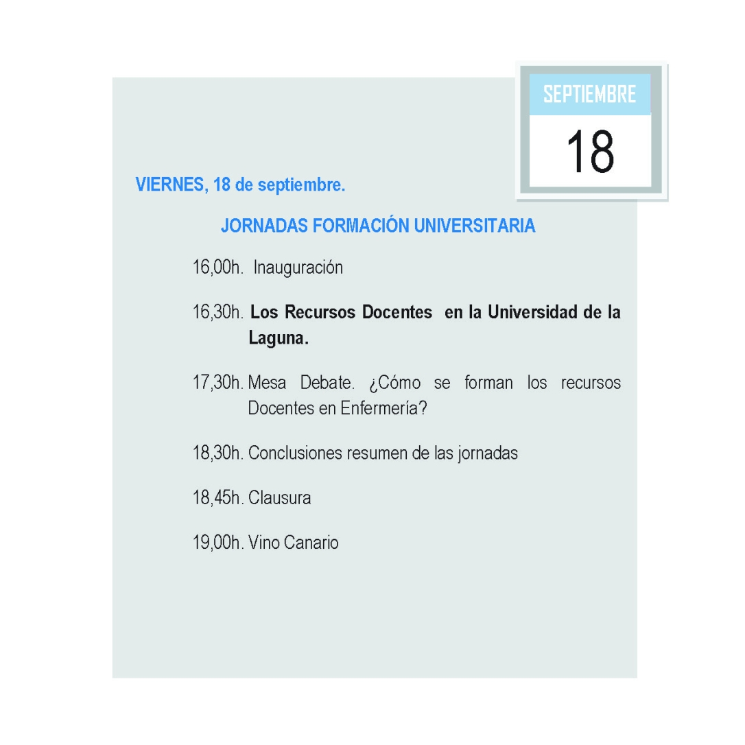 PROGRAMA GENREAL DE ACTIVIDADES 49